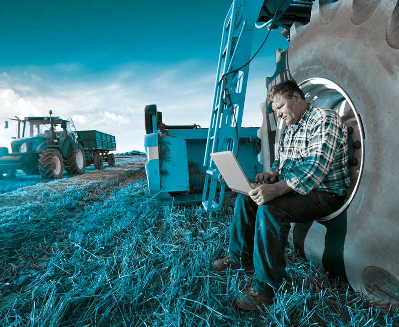 Tracking for livestock and farming
